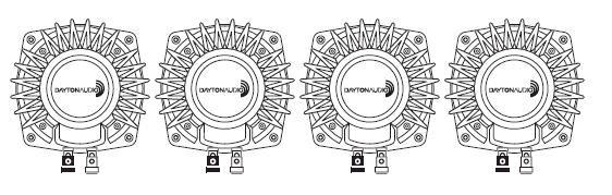 Multiple BST-1s from Dayton Audio