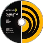 OMCD Version 4 Test Track CD for OmniMic V2