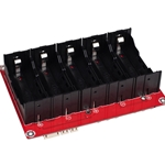 LBB-5 5 x 26650 Lithium Battery Charger Board / Module