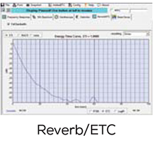 Reverb / ETC Graph