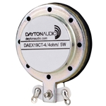 DAEX19CT-4 Coin Type 19mm Exciter 5W 4 Ohm