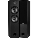 "T652 Dual 6-1/2"" 2-Way Tower Speaker Pair"