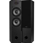 "T652-AIR Dual 6-1/2"" 2-Way Tower Speaker Pair with AMT Tweeter"
