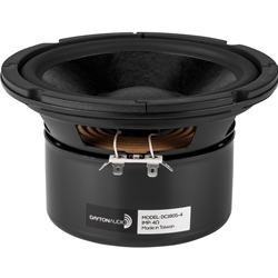"""NEW Low Frequency Bass Speaker Transducer.3/"""" subwoofer mount shaker woofer.4ohm"""